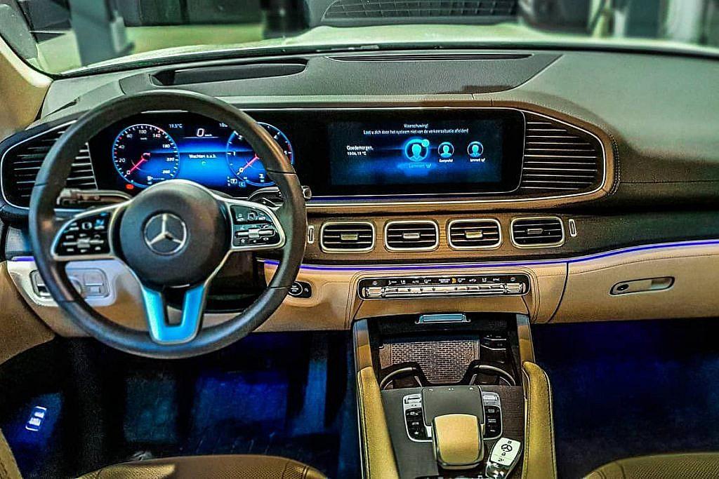 Chiptuning Mercedes MLT