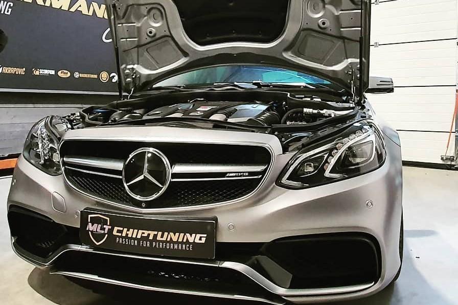 Mercedes Chiptuning MLT