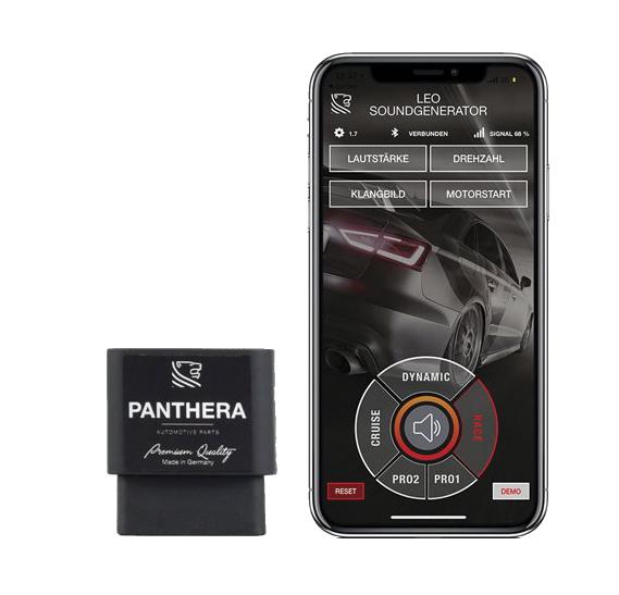 Panthera sound booster telefoon