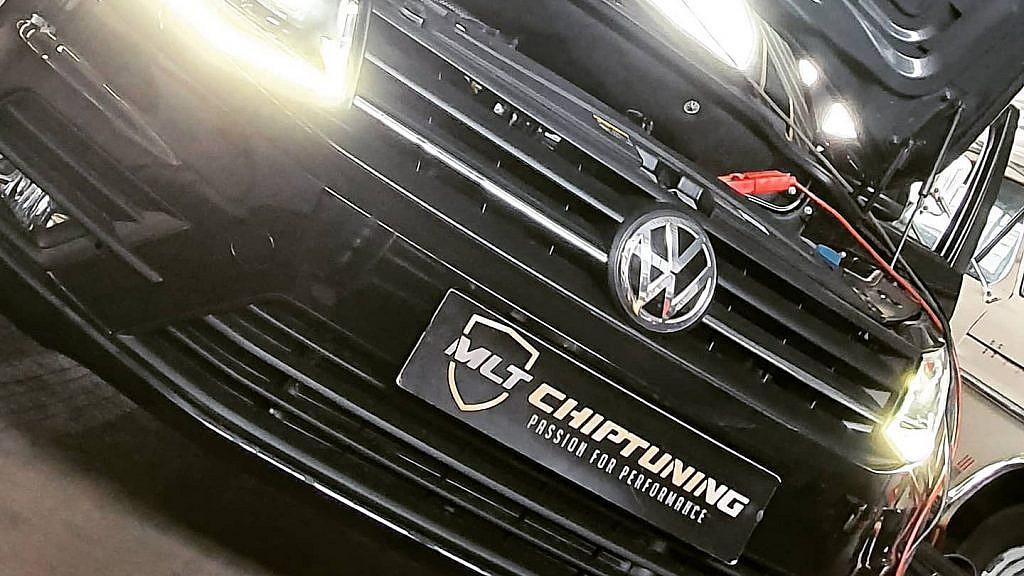 Volkswagen chiptuning MLT